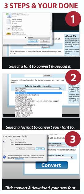 free-font-converter-3-steps